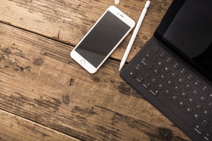 iPhone2018はApplePencilが使える?