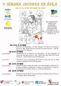 V Jacobean Week in Avila