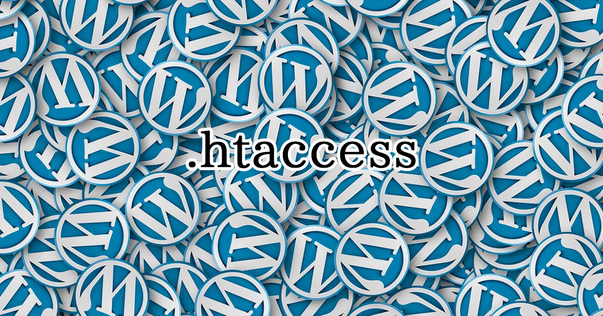 WordPress-.htaccess