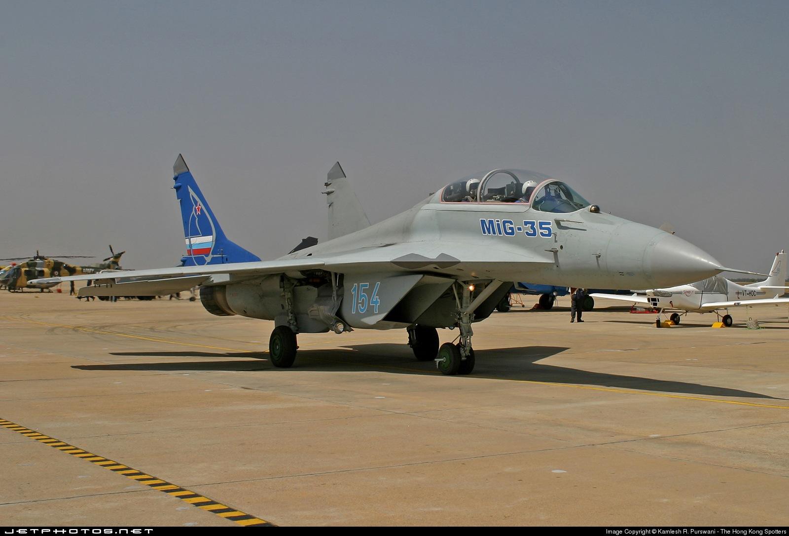 MiG-35 Fulcrum F « MiG Alley Military Aviation News – MiG ...