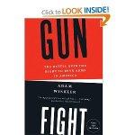 "Cover of Adam Winkler's book ""Gunfight"""