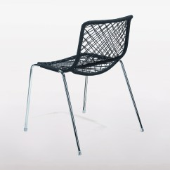 Steel Net Chair Revolving In Urdu Smile And Egao Toan Nguyen Year 2009 Description Outdoor Collection Of Tubolar Chairs Stool With Bent Metallic Wire Or Natural Ropes Elements 2