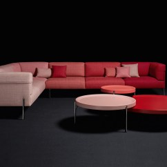 Ashley Furniture Palmer Sofa Divani Casa 4087 Modern Bonded Leather Sectional Thesofa