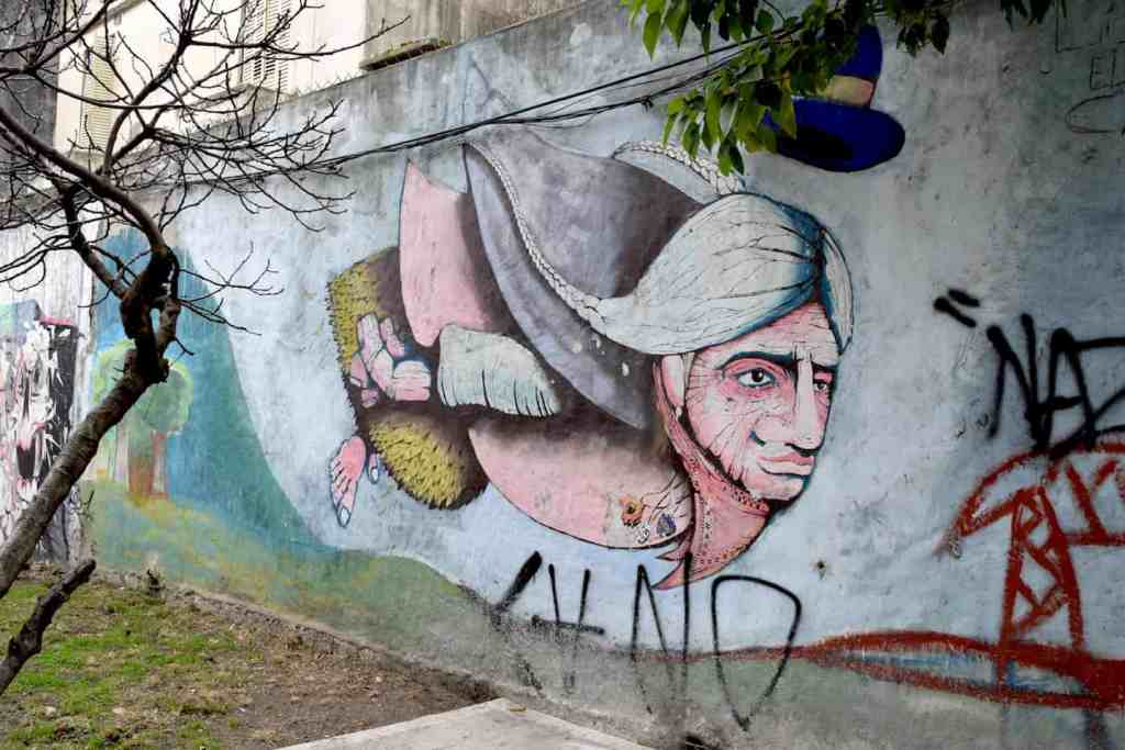 Must See Street Art In La Boca Buenos Aires To Fro Fam