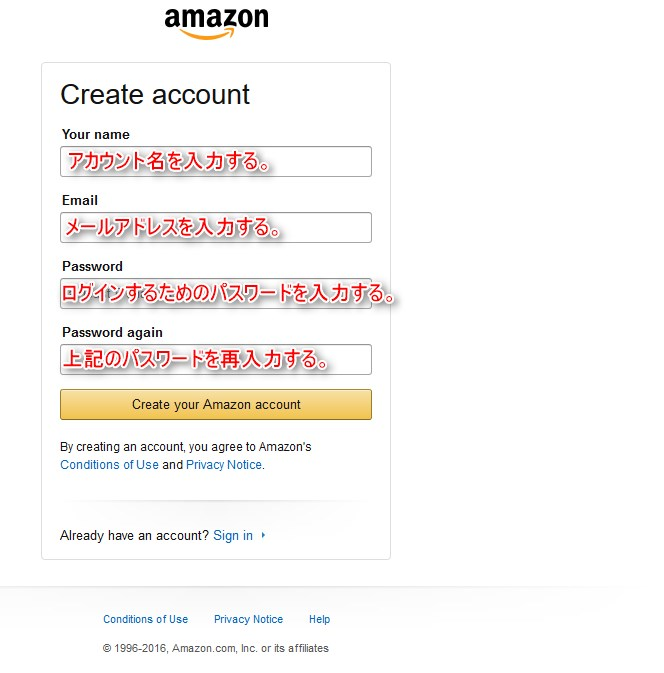 america-amazon-registration-and-how-to-create-account