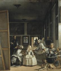 Las Meninas, Diego Velasquez, 1656