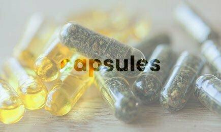 Cannabis Capsules 1 Toastedexotics