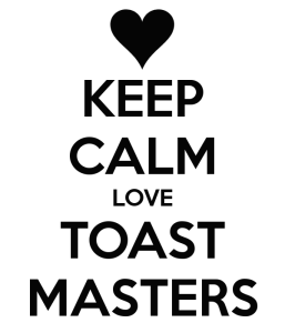 Love Toastmasters