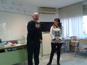 Toastmasters Session in Fuegirola