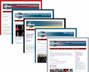 Toastmost.org websites