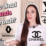 Toast my French - How to read brands in French Youtube
