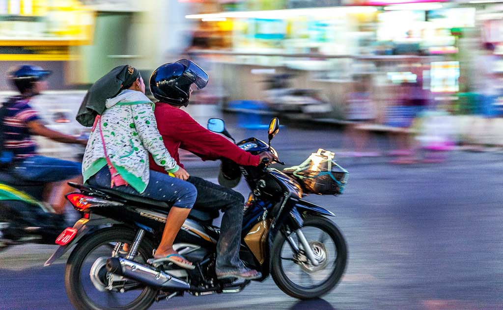Bike scams in Thailand are common- stay safe, ride safe