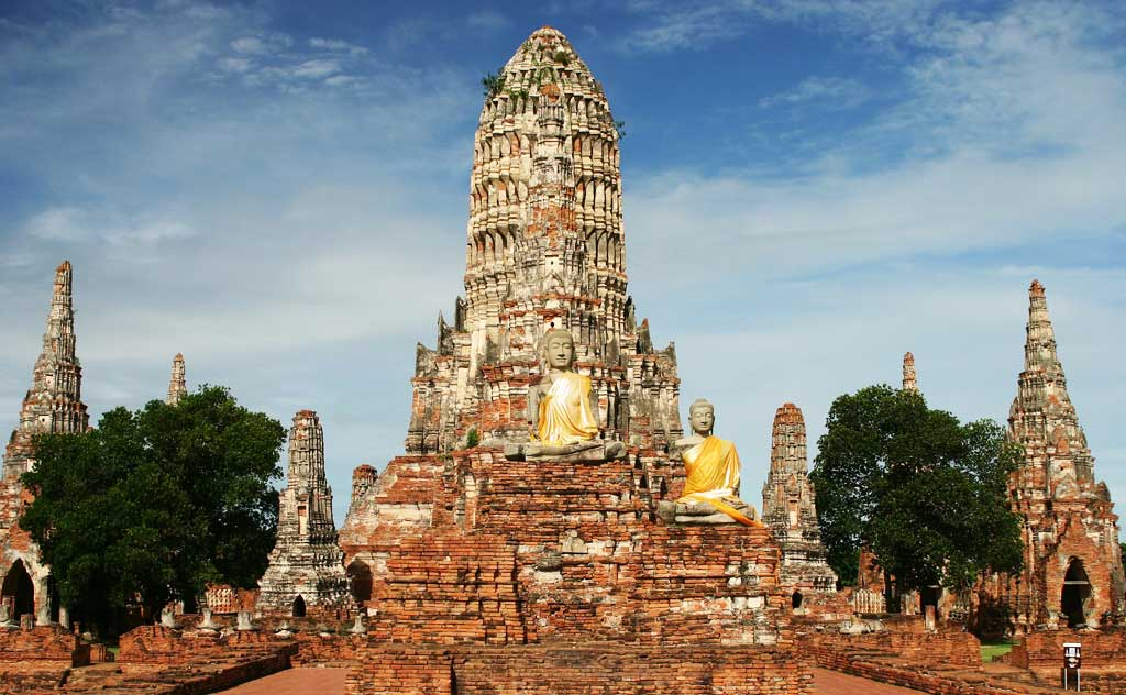 Wat Chaiwatthanaram: Ayutthaya's most beautiful temple