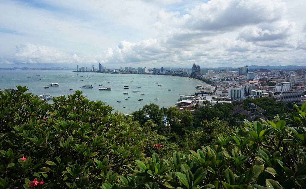 Pattaya Things to do & Attractions. View of Pattaya from View Point