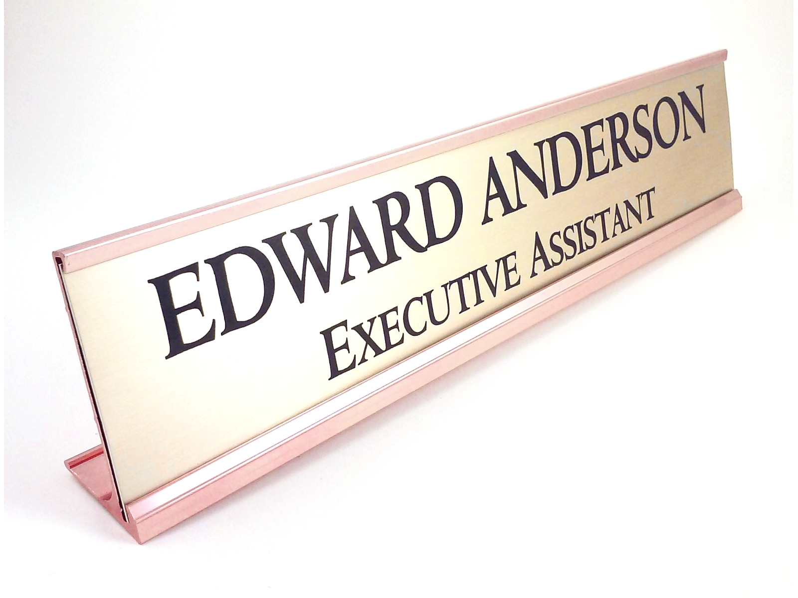 Personalized Name Plates For Office Desk  Arts  Arts