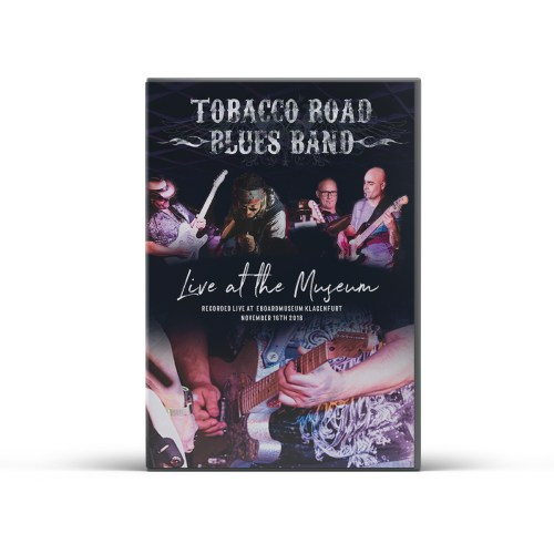 Tobacco Road Blues Band - Live at the Museum - DVD