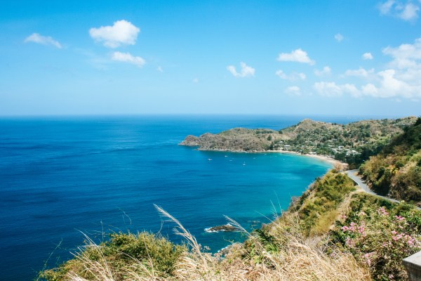 -Castara Bay
