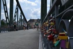 Eiserner Steg, Francoforte