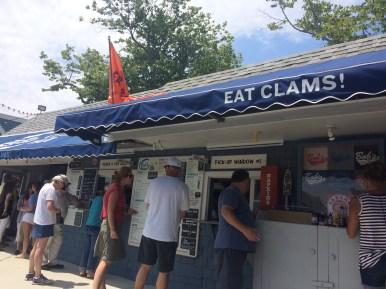 Eat Clams!