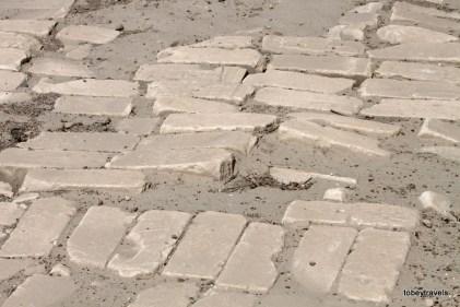 Agargouf original pavement