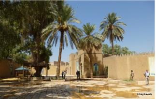 Babylon Entrance Courtyard