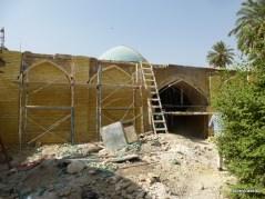 Omar Al Sahrawadi Shrine Baghdad