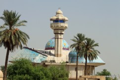 View from Sufi Tomb, Baghdad
