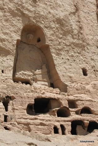 Bamiyan Small Buddha