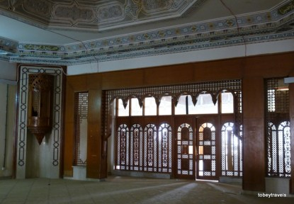Saddam's Palaces Basra