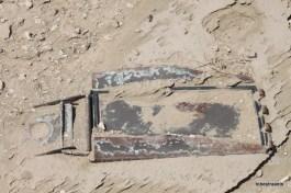 Eridu, remains of the war