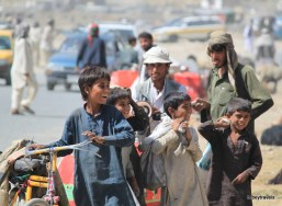 Kabul Bala Hissar Market