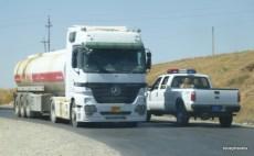 Road to Erbil