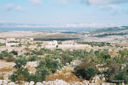View from St Simeon's Church
