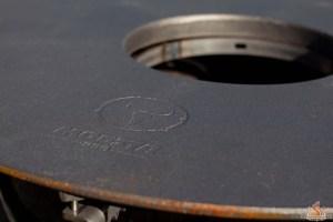 BBQ Disk Die Feuerplatte für den Kugelgrill