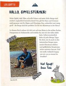 Tobi Ohmann - Wildniscoach - Bergebuch