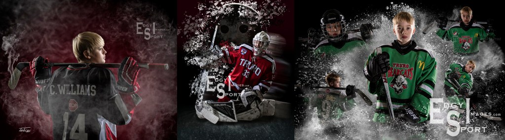 Edgy Hockey Pictures