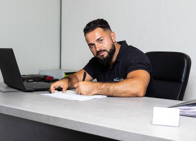 Fotograf für Firmenbilder