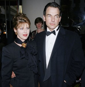 PamDawber and Mark Harmon27y