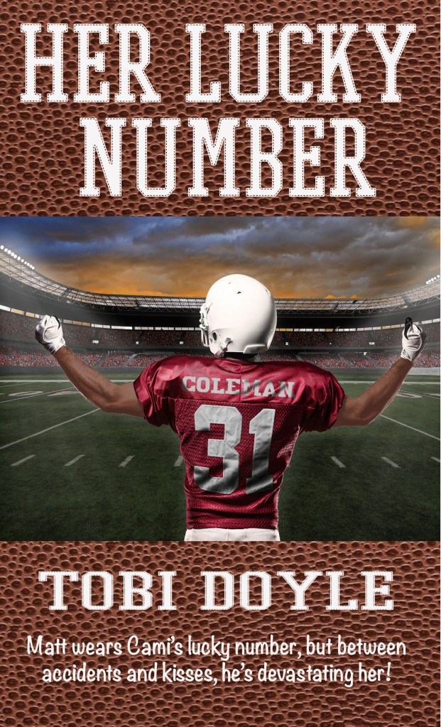 Book Cover: Her Lucky Number