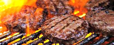 burger use