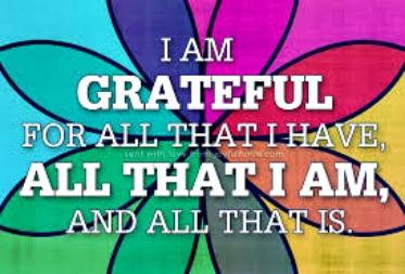 use grateful