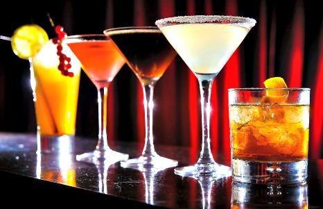 six-cocktails