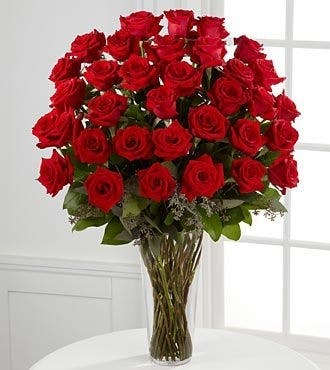 36 Red Roses Beautiful Hand Picked Ecuadorian Red Roses  Kansas City MO Flower Delivery