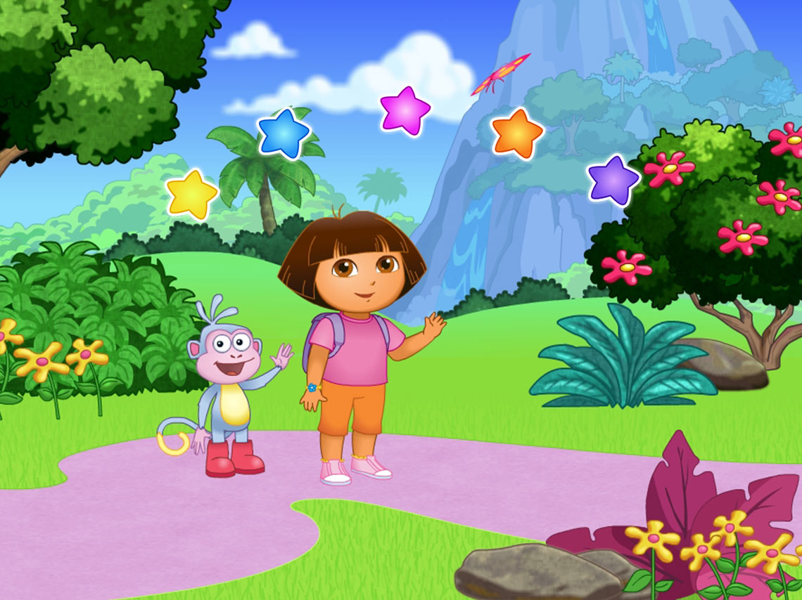 Dora S Alphabet Forest Adventure