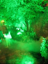 Zaułek Hartwigów we mgle