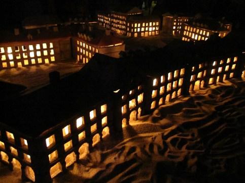 Miasto z gliny