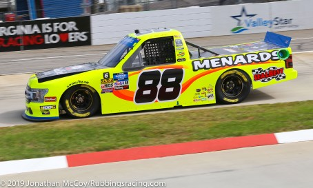 Matt Crafton's No. 88 Menards Ford F-150 (Photo Credit: Jonathan McCoy / RubbingsRacing.com)