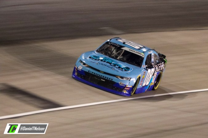 Gray Gaulding had another solidly quiet night at Texas. Photo Credit: Daniel Nelson/TobyChristie.com