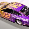 Ryan Blaney Reveals Kobe Bryant Tribute Body Armor Paint Scheme For This Weekend
