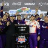 Before Heading on Daytona 500 Winner Media Tour, Hamlin Stopped by Newman's Hospital